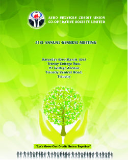 AGM COVER 2013