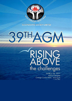 AGM 2011 Cover