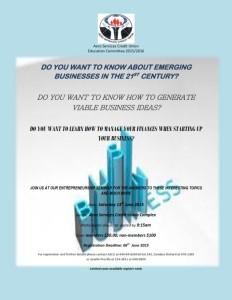 Entrepreneurship Seminar_001