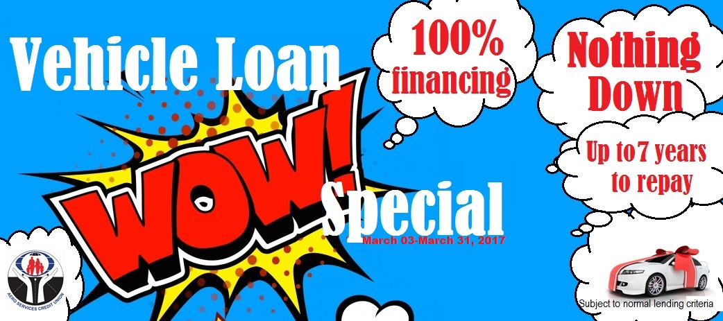 Vehicle-Loan-Special